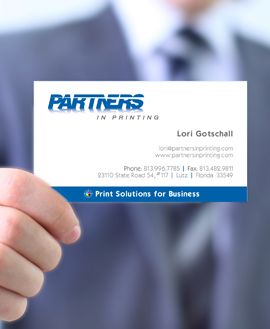 Partners In Printing