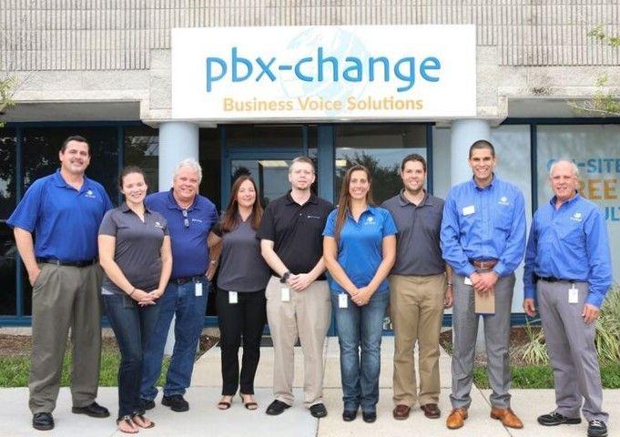 PBX - Change